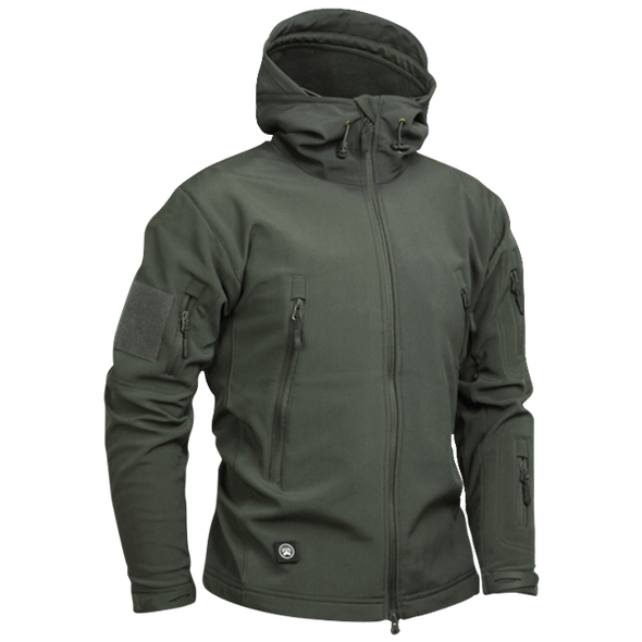 Tactical Jacket Verde