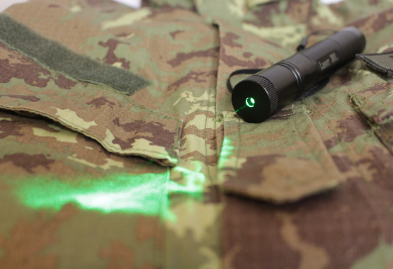 Laser Tattico T9 Military ops