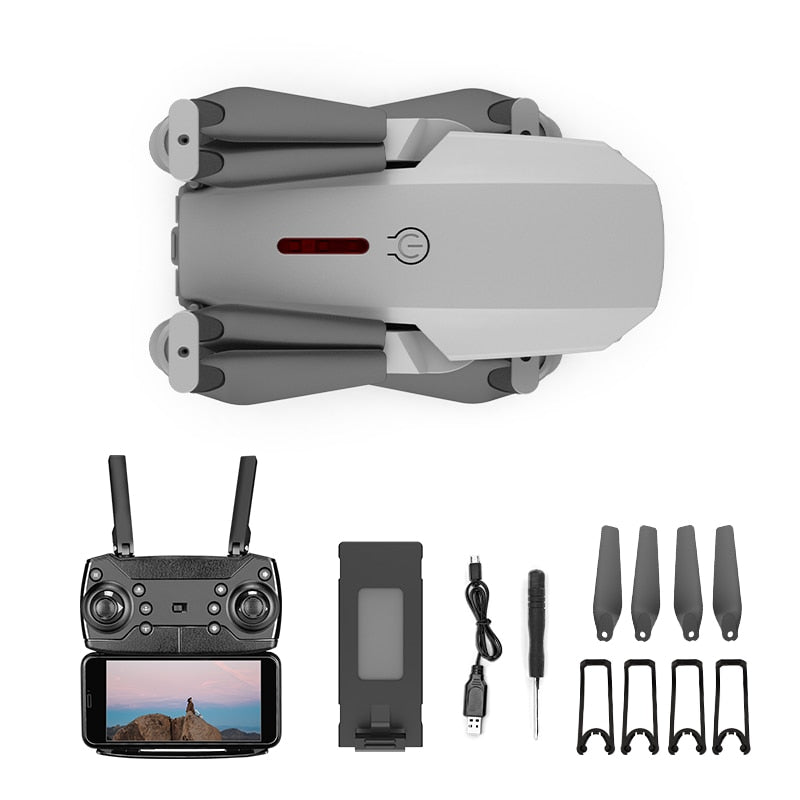 Tactical Drone Grey Hawk 3un