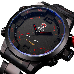 Red Shark Army Sportwatch