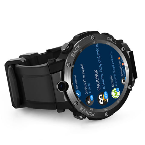 Tactical THOR S 3G Smartwatch GPS WIFI 5MP