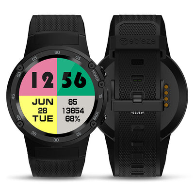 Tactical Smartwatch T-4 4G SIM_WIFI Android/iPhone