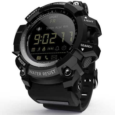 Tactical Smart Watch V8 Shock Proof Black