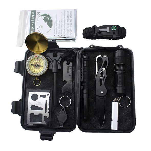 Tactical Emergency Kit - 3 un
