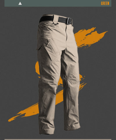 Tactical Pants IX9 Khaki