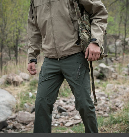Tactical Pants IX9 Army Green