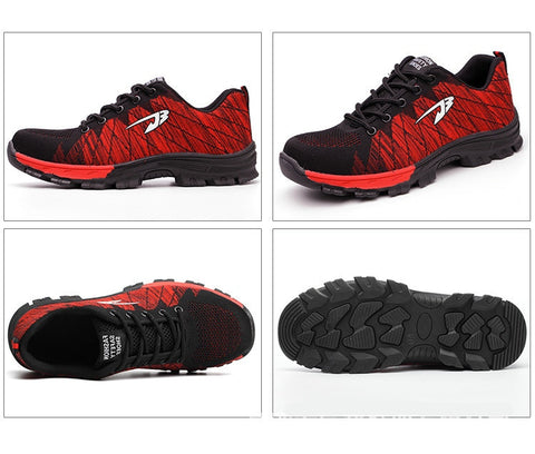 Tactical Shoes JB9 V2 Red