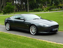 Aston Martin DB9 2004-2012, Side Skirts & QTR CLEAR Stone Protection