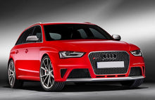 Audi RS4 (Type 8K) 2012-2015, Front Bumper CLEAR Paint Protection