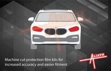 BMW 1-Series (F40) 2019-Present, Headlights CLEAR Paint Protection