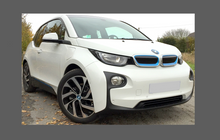 BMW i3 2014-, Headlights & Fog Lights CLEAR Paint Protection