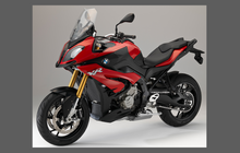 BMW Motorcycle S1000XR 2015-2017 Front Nose CLEAR Paint Protection