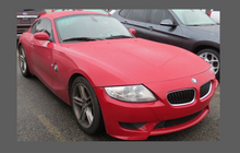 BMW Z4 m (Type E85) 2002-2008 Front Bumper CLEAR Paint Protection