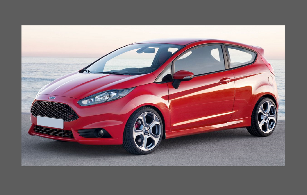 ford fiesta st mk7 2013 2016 side sill skirt trims clear paint prote aliath. Black Bedroom Furniture Sets. Home Design Ideas