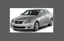 Lexus IS 2008-2013, Headlights CLEAR Stone Protection
