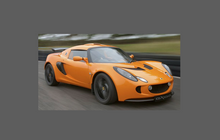 Lotus Exige S2 2004-2011, Front Lower Spoiler Splitter CLEAR Paint Protection
