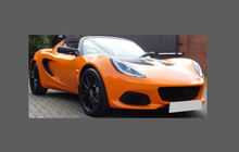 Lotus Elise (Type S3)(Cup & Sprint) 2017-, Front Bumper CLEAR Paint Protection