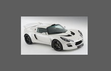Lotus Exige S2 S260 2006-2011 Front Bumper CLEAR Shield