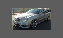 Mercedes-Benz E Class E63 AMG (W211) Front Bumper CLEAR Paint Protection
