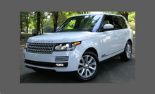 Land Rover Range Rover (4th Gen) 2013- Headlights CLEAR Stone Protection