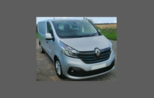Renault Trafic 2015-Present, Headlights CLEAR Paint Protection