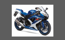 Suzuki Motorcycle GSXR 600/750 2008-2009 Front Nose CLEAR Paint Protection