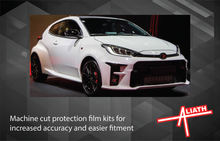 Toyota Yaris GR 2020-Present, Rear QTR / Wing Arch CLEAR Paint Protection