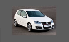 Volkswagen Golf (MK5) 2003-2009 , Door Mirror Covers CLEAR Paint Protection