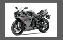 Yamaha YZF R1 2013-2014 Front Nose CLEAR Paint Protection