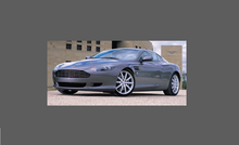 Aston Martin DB9 2004-2012 Front Bumper CLEAR Paint Protection