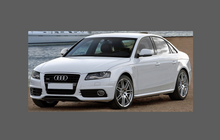 Audi A4 / S4 / RS4 (Type B8 8K) 2008-2012 Headlights CLEAR Stone Protection