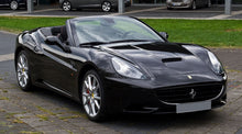 Ferrari California 2008-2014 Front Bumper CLEAR Paint Protection
