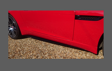 Jaguar F-Type R & Sport 2012-Present, Side Sill Skirt Rear CLEAR Paint Protection