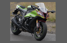 Kawasaki Motorcycle Ninja ZX10R 2011-2015, Front Nose CLEAR Paint Protection