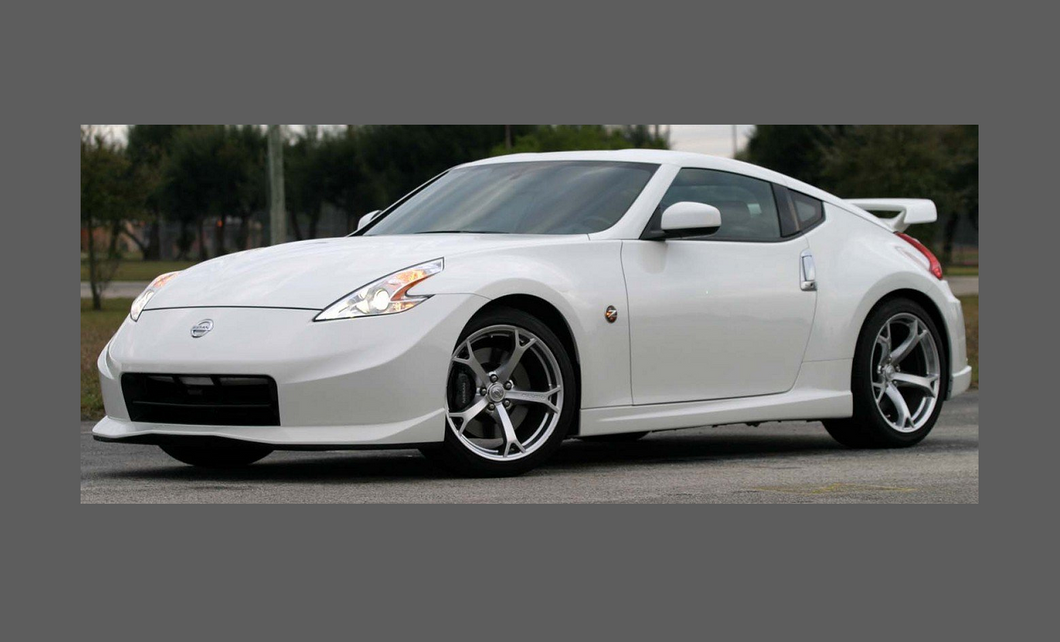 Nissan 370z 2009 2014 Nismo Front Bumper Clear Paint Protection