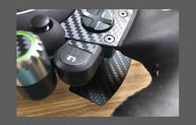 Thrustmaster T-GT PS4 Sim Steering Wheel, CARBON FIBRE EFFECT Styling & Scratch Protection Kit