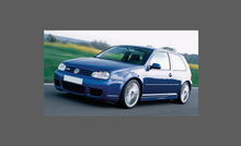 Volkswagen Golf (MK4) 1997-2003 , Roof Front Section CLEAR Paint Protection