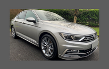 Volkswagen Passat R-Line (Type B8) 2015-2020, Headlights & Fogs CLEAR Stone Protection