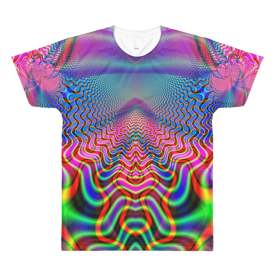 Color. Redefined. Men's Tee - Rave Threads USA - EDM, Rave, and Festival Clothing Store