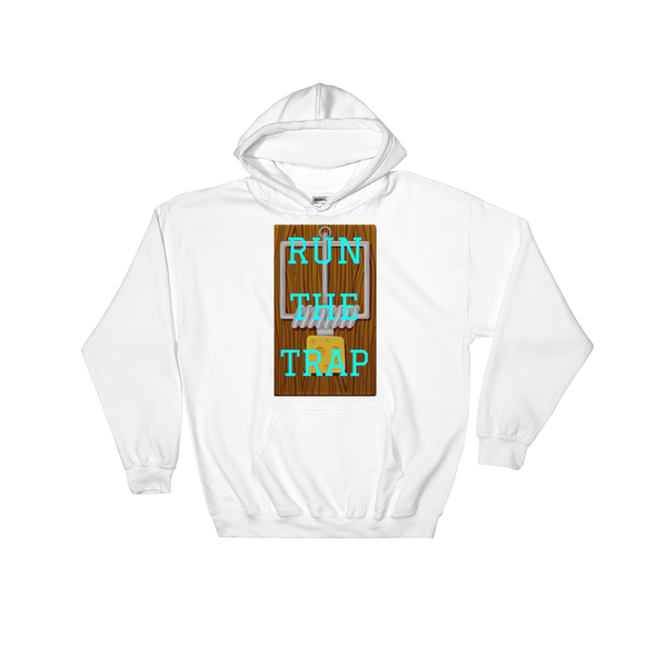 Run The Trap Hoodie - Rave Threads USA - EDM, Rave, and Festival Clothing Store
