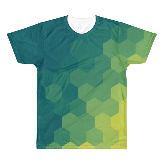 Dragon Skin Men's Tee - Rave Threads USA - EDM, Rave, and Festival Clothing Store