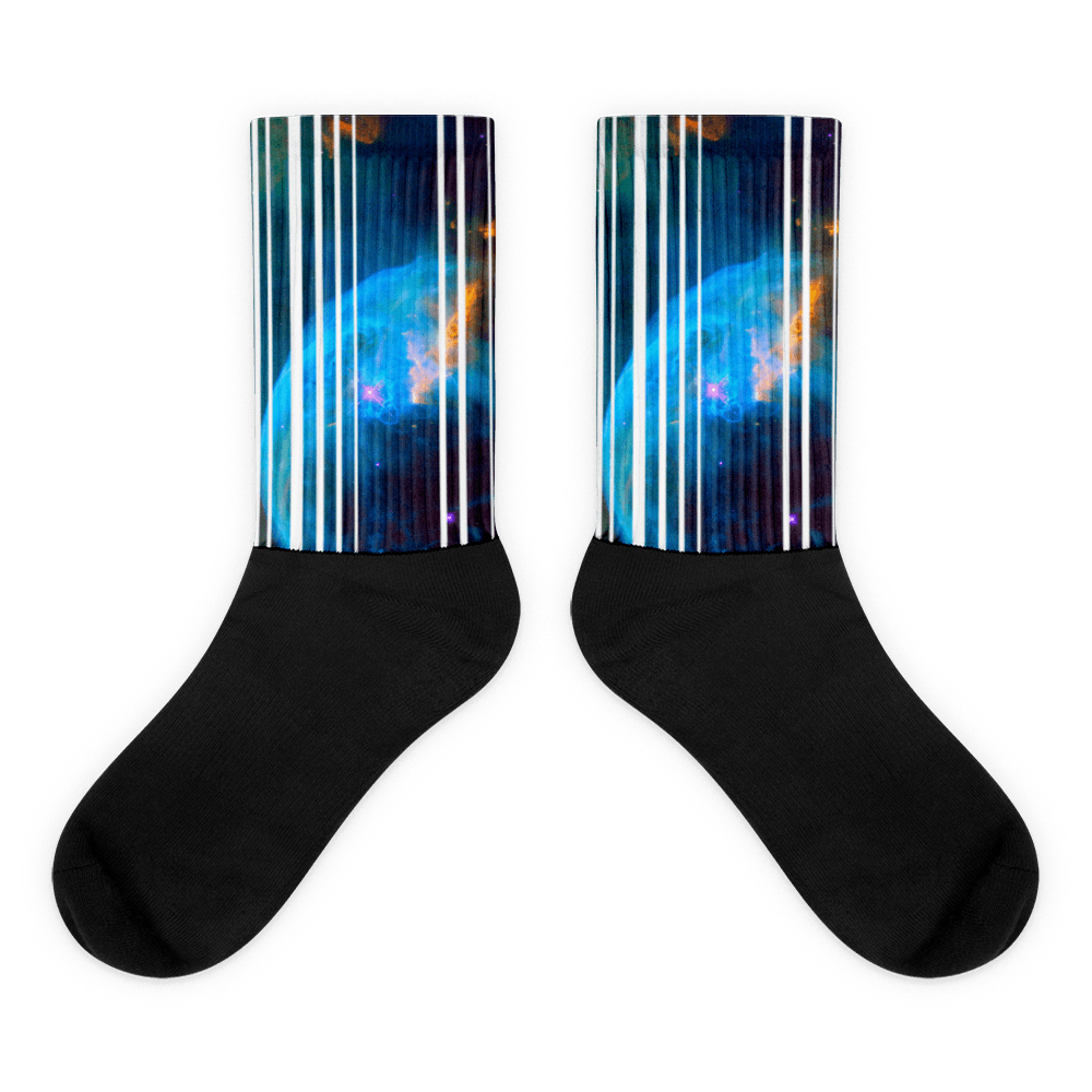 Fading Planet Socks - Rave Threads USA - EDM, Rave, and Festival Clothing Store