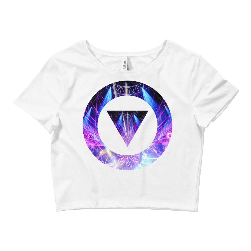 Festival Funk Crop Top - Rave Threads USA - EDM, Rave, and Festival Clothing Store