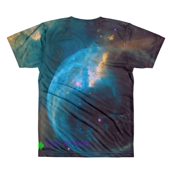 Fading Planet Tee - Rave Threads USA - EDM, Rave, and Festival Clothing Store