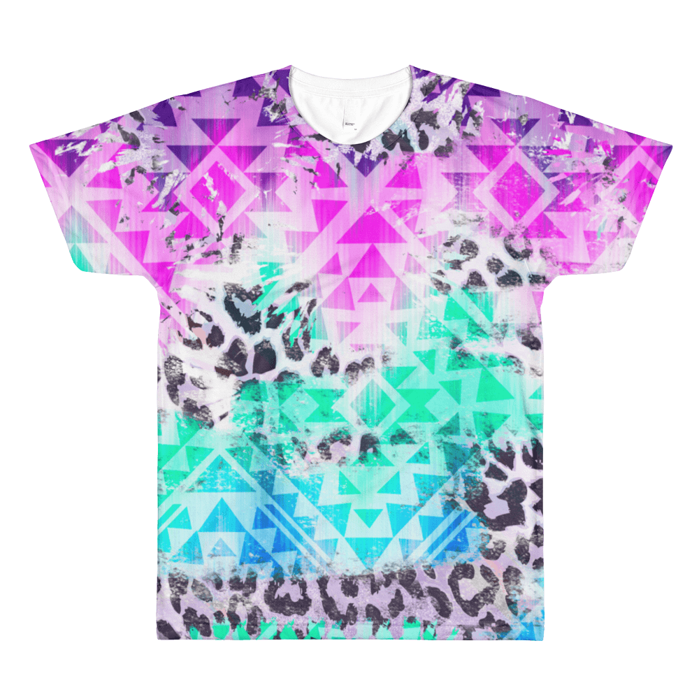 Prism Beast Men's Tee - Rave Threads USA - EDM, Rave, and Festival Clothing Store