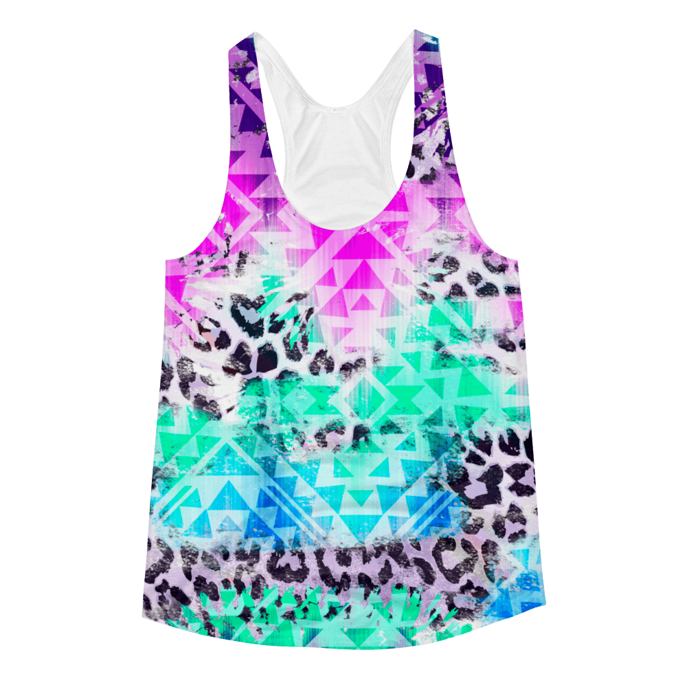 Prism Beast Women's Tank - Rave Threads USA - EDM, Rave, and Festival Clothing Store