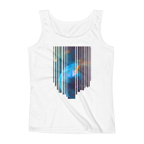 Fading Planet Women's Tank - Rave Threads USA - EDM, Rave, and Festival Clothing Store