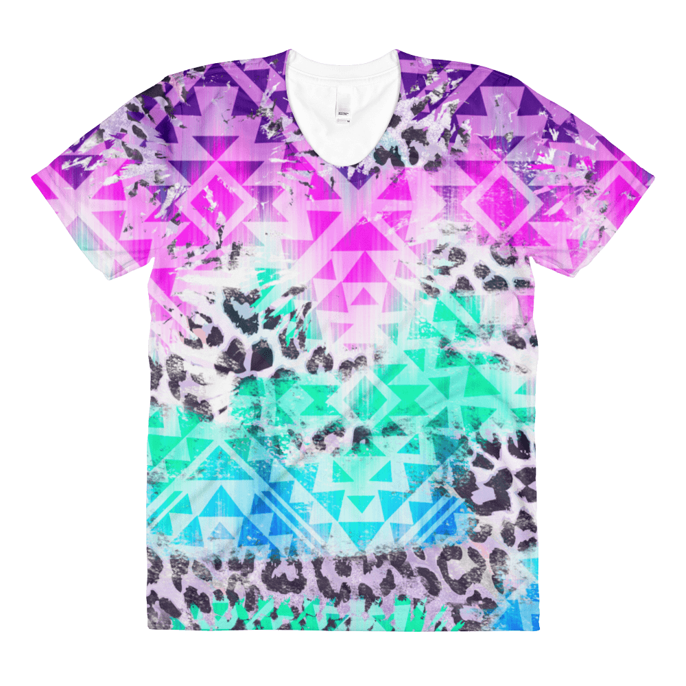 Prism Beast Women's Tee - Rave Threads USA - EDM, Rave, and Festival Clothing Store