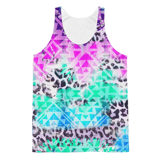 Prism Beast Men's Tank - Rave Threads USA - EDM, Rave, and Festival Clothing Store