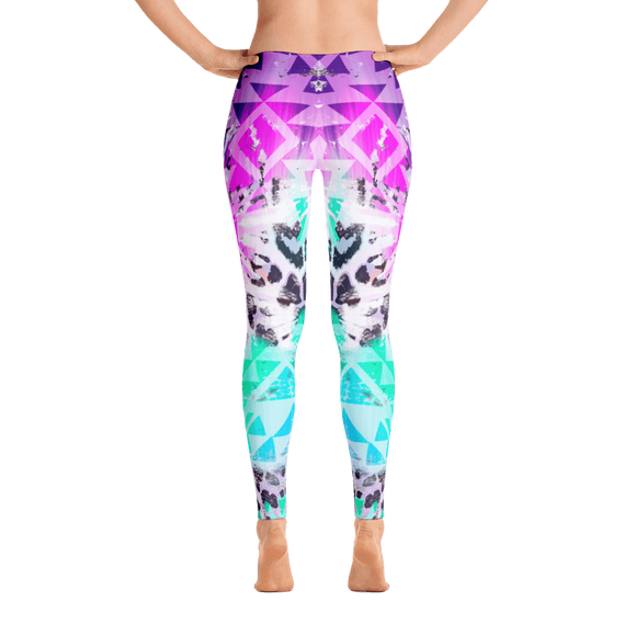 Prism Beast Leggings - Rave Threads USA - EDM, Rave, and Festival Clothing Store